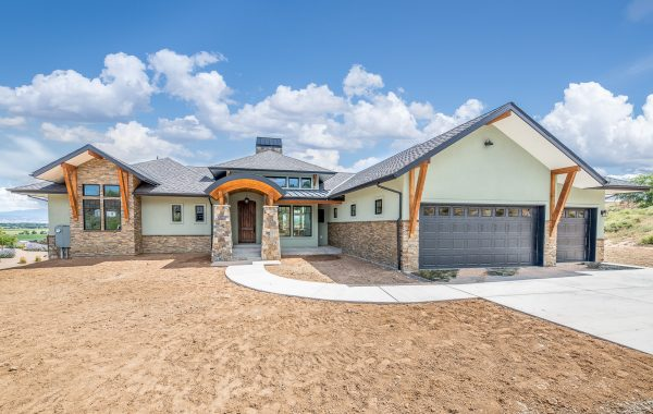 Custom Home Build in Montrose, CO
