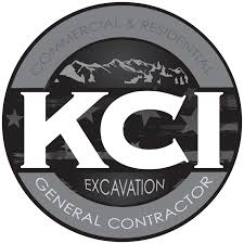 KCI Excavation logo
